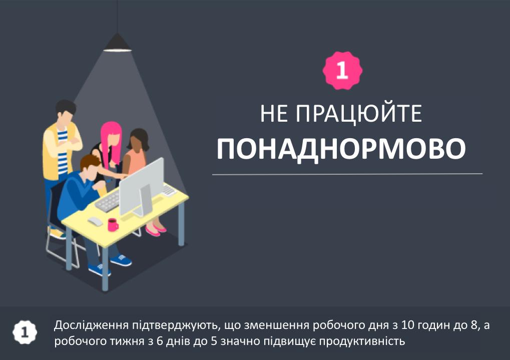 9 способів бути більш продуктивним: доведено вченими