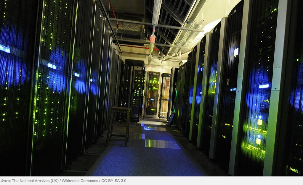 2018 рік - 90% людей отримають безлімітне сховище даних