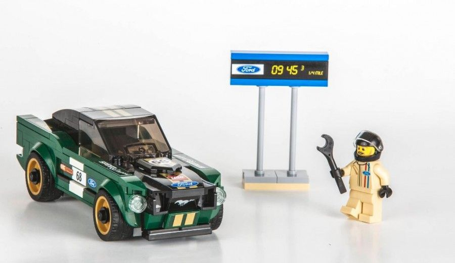 LEGO Speed Champions Ford Mustang 1968
