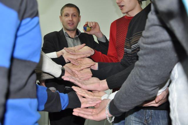 Тренінг Стафф Капітал