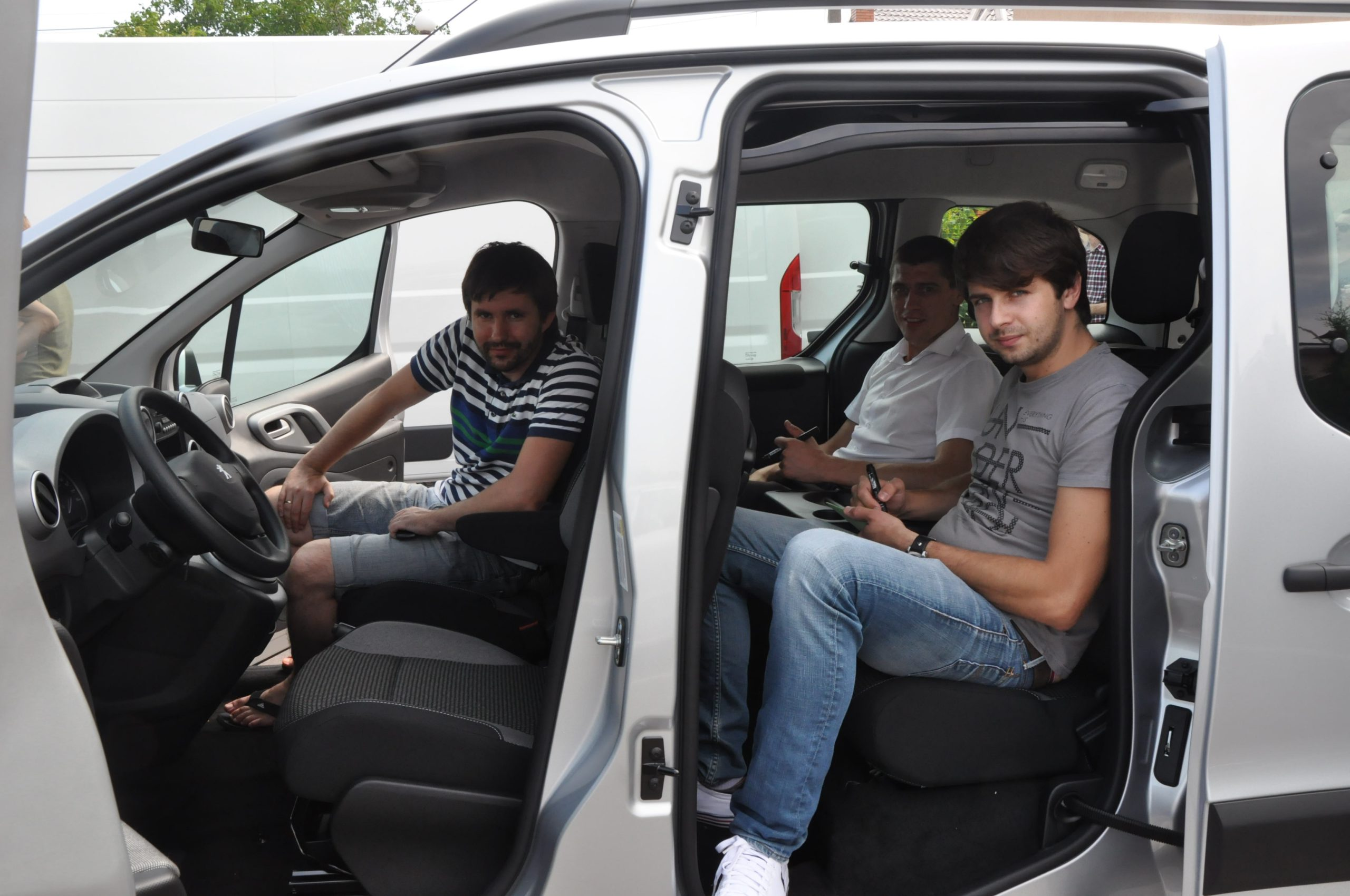 Peugeot Partner Mid-Life Facelift II