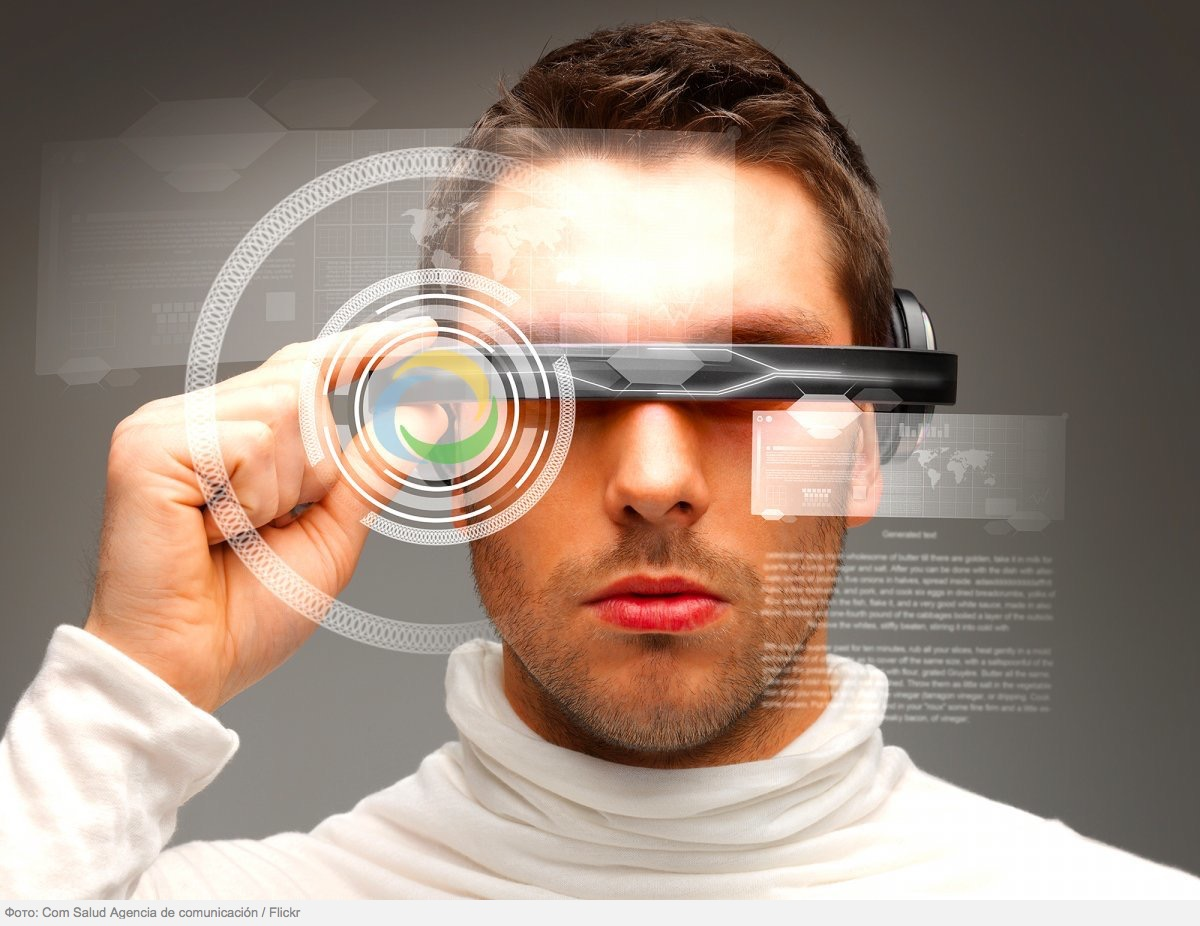 2023 рік - 10% окулярів будуть підключені до інтернету