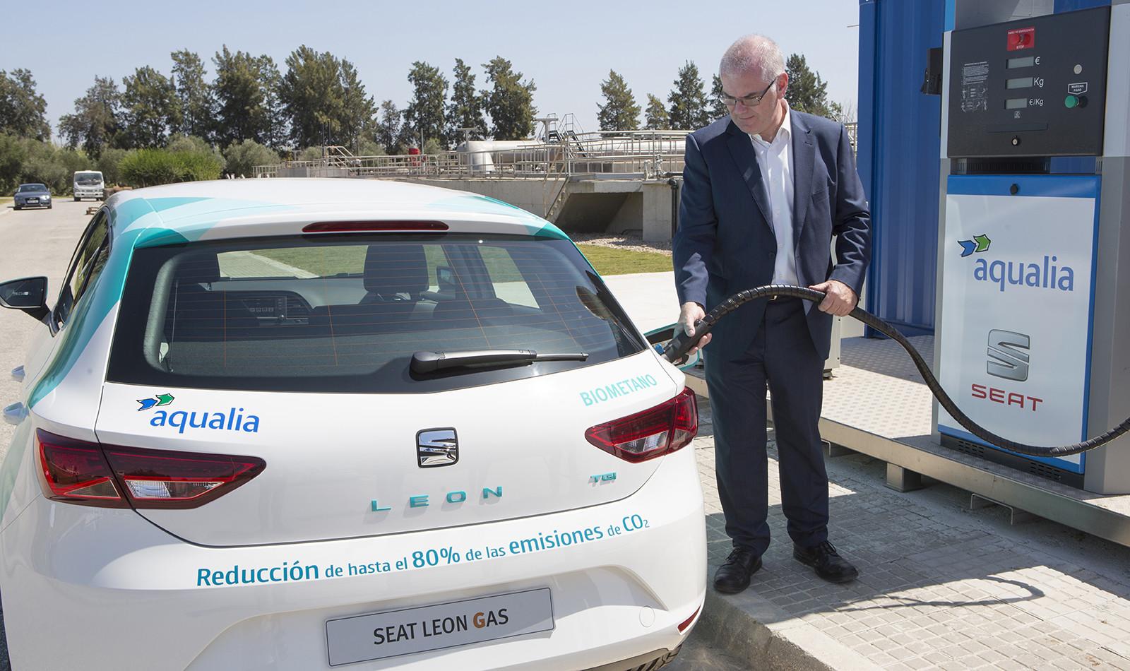SEAT почне виробляти паливо з біовідходів