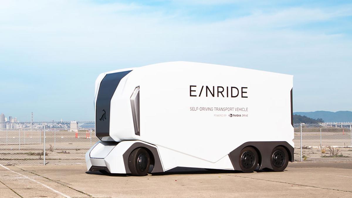 Вантажівки майбутнього
